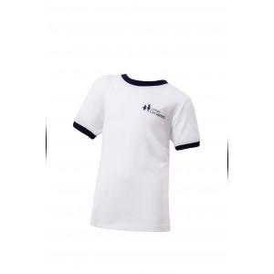 Camiseta deportiva estampada